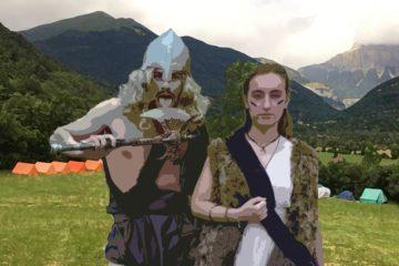 Campamento Turquino 2016- Vikingos