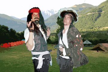 Campamento 2017: Piratas del Caribe