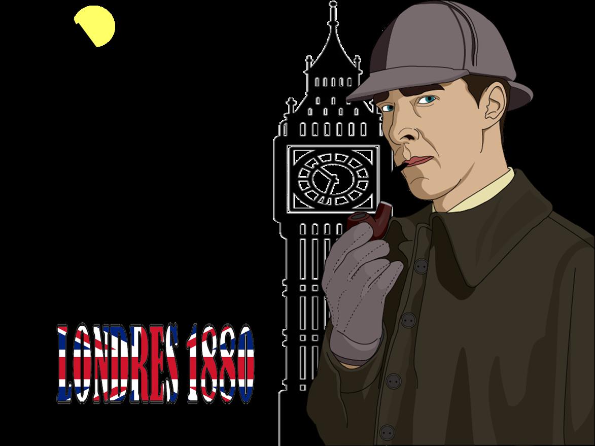 Sherlock Holmes- ambientaciones Turquino 2015