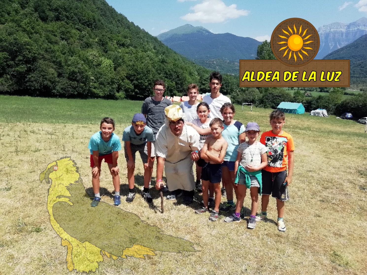 Aldea de la luz | Campamento Turquino 2018: la leyenda de Ordesa