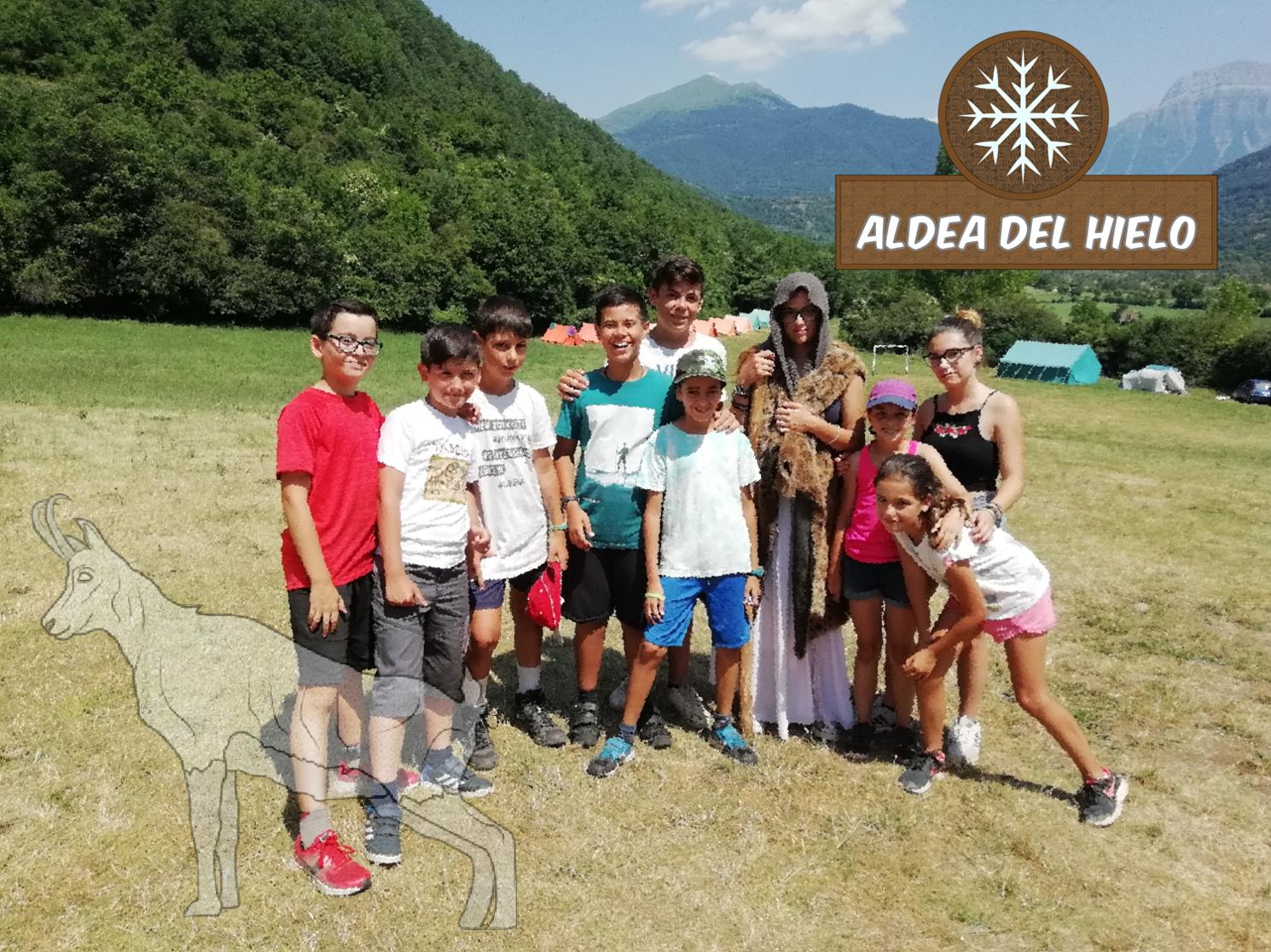 Aldea del hielo | Campamento Turquino 2018: la leyenda de Ordesa