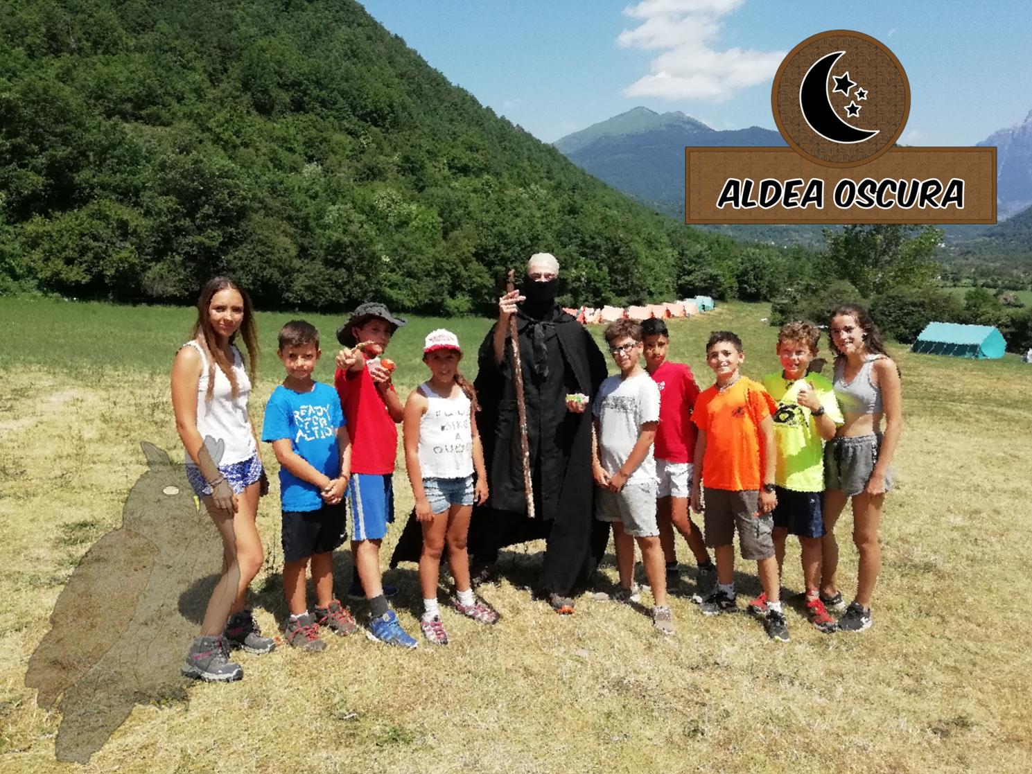 Aldea de la oscuridad | Campamento Turquino 2018: la leyenda de Ordesa