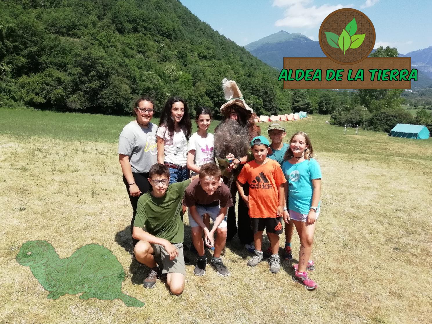 Aldea de la tierra | Campamento Turquino 2018: la leyenda de Ordesa