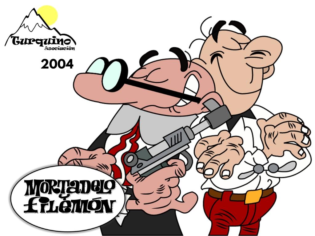Campamento de verano en Broto - Mortadelo y FIlemón