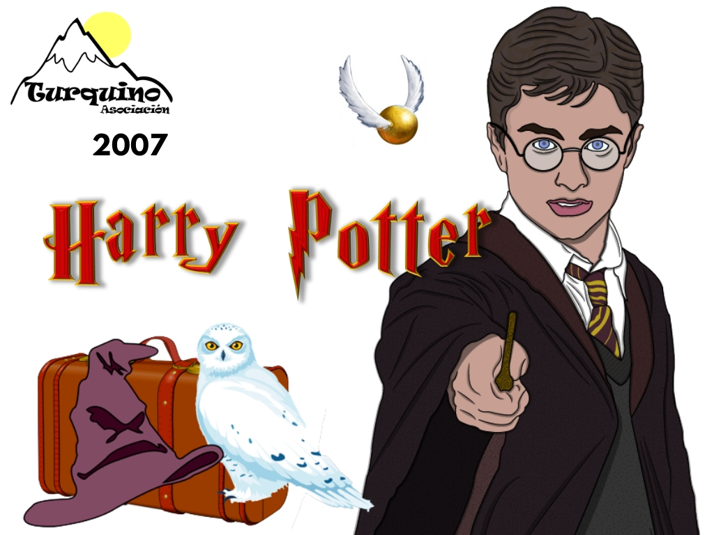 Campamento de verano en Broto - Harry Potter