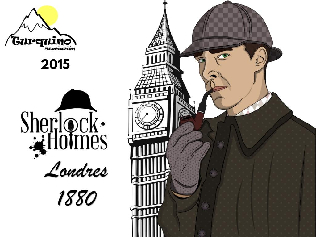 Campamento de verano en Broto - Sherlock Holmes