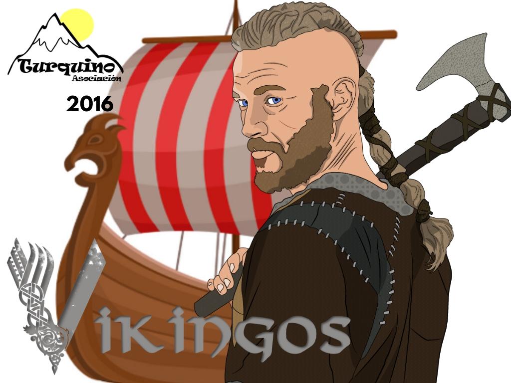 Campamento de verano en Broto - Vikingos