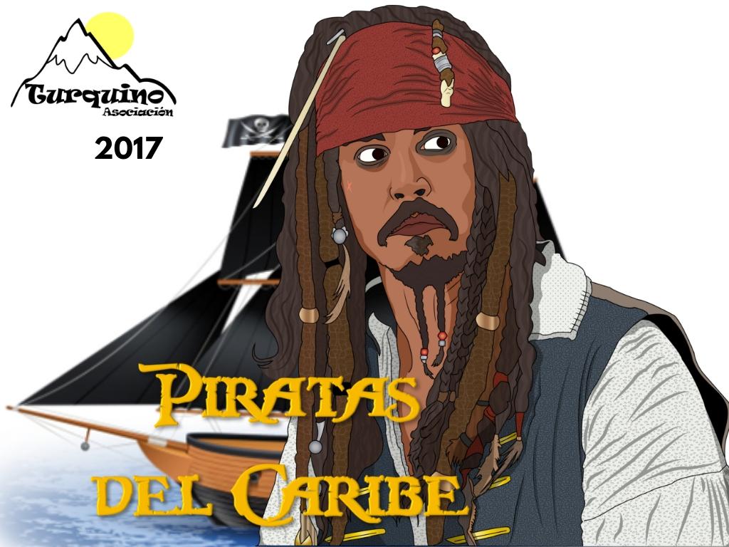 Campamento de verano en Broto - Piratas del Caribe