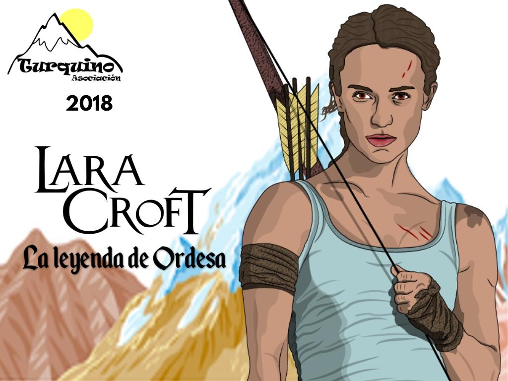 Campamento de verano en Broto - Lara Croft y la leyenda de Ordesa