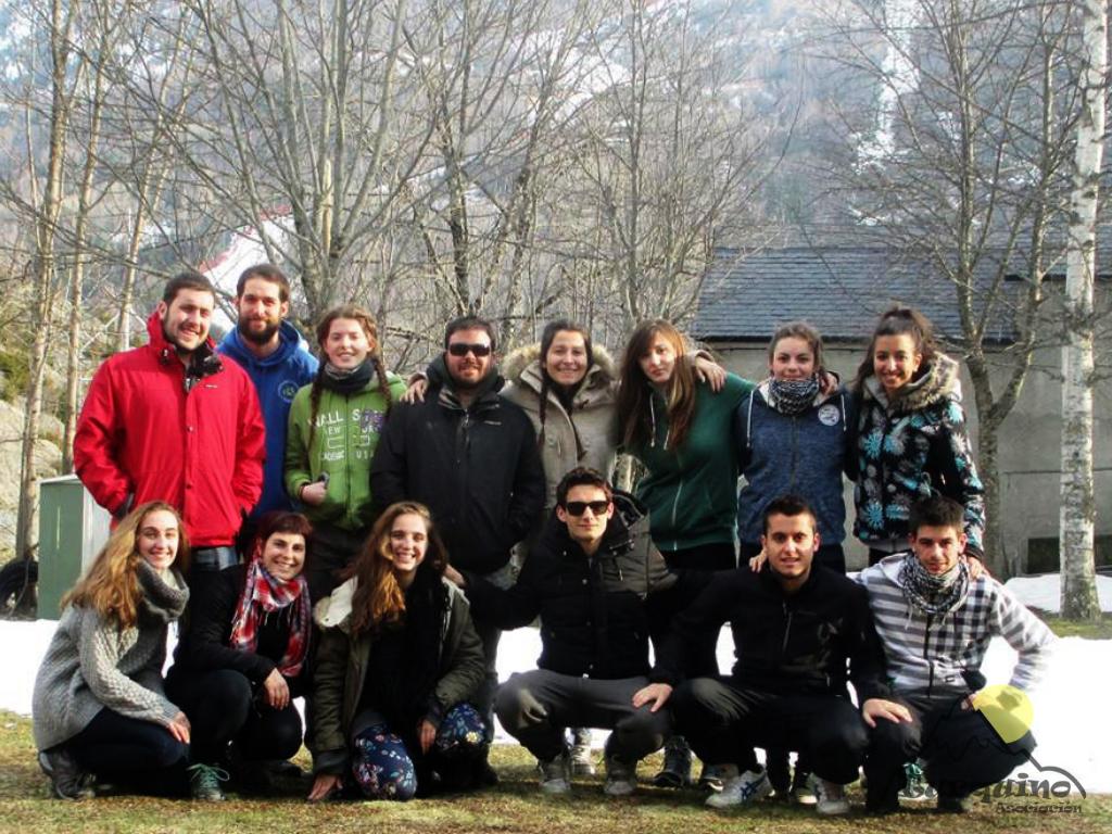 Asociación Turquino - Campamento de verano en Broto