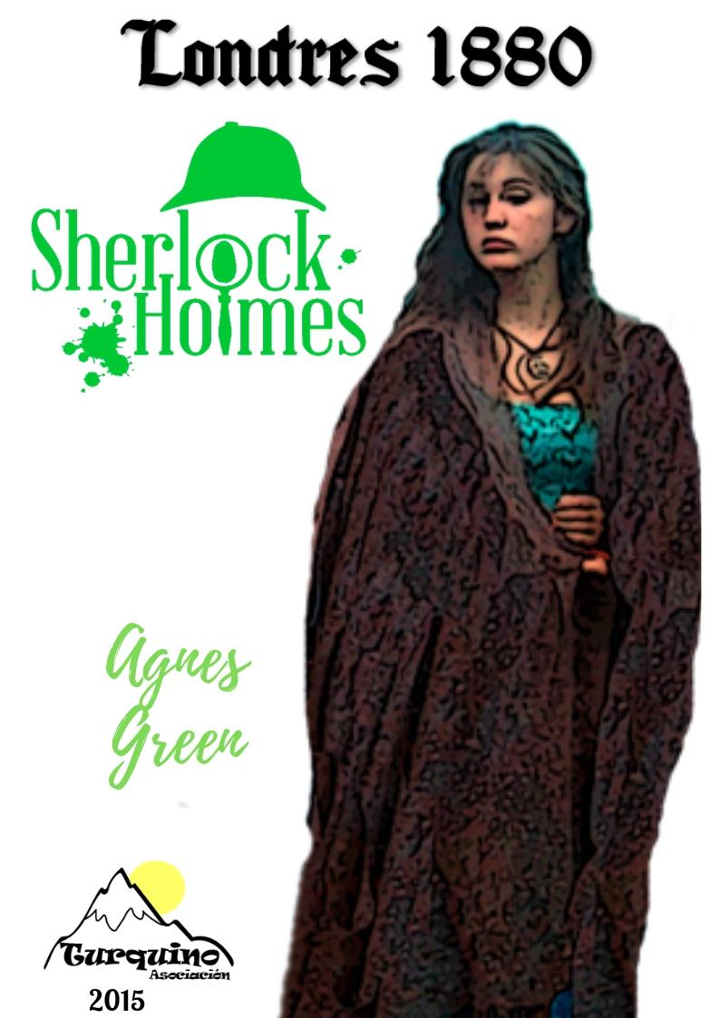 Agnes Green - Campamento de Verano Turquino 2015