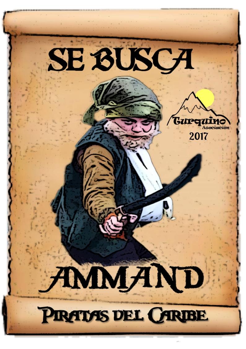 Ammand el Corsario - Campamento de Verano Turquino 2017