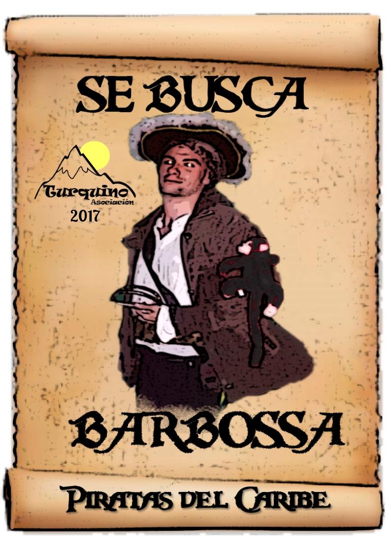 Capitán Barbossa - Campamento de Verano Turquino 2017