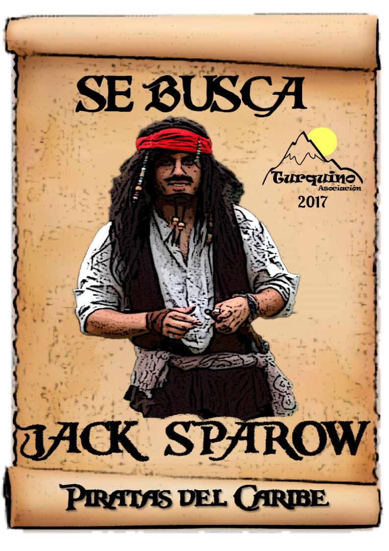 Jack Sparrow - Campamento de Verano Turquino 2018