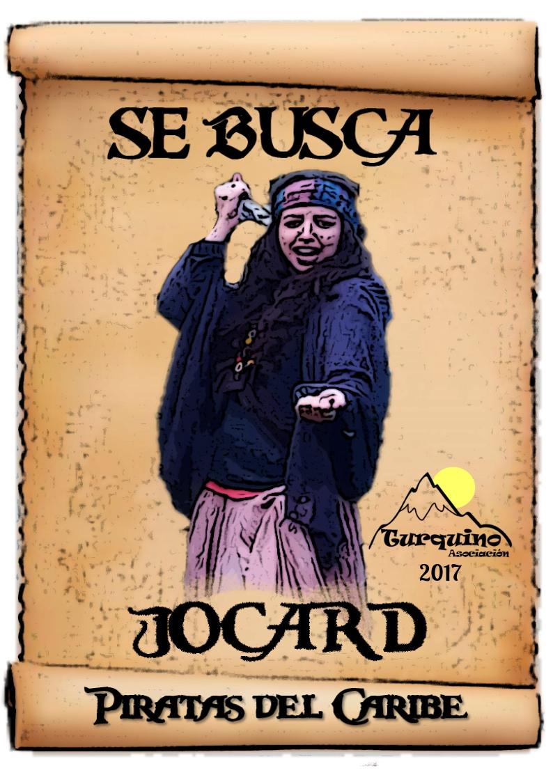 Capitana Jocard - Campamento de Verano Turquino 2017