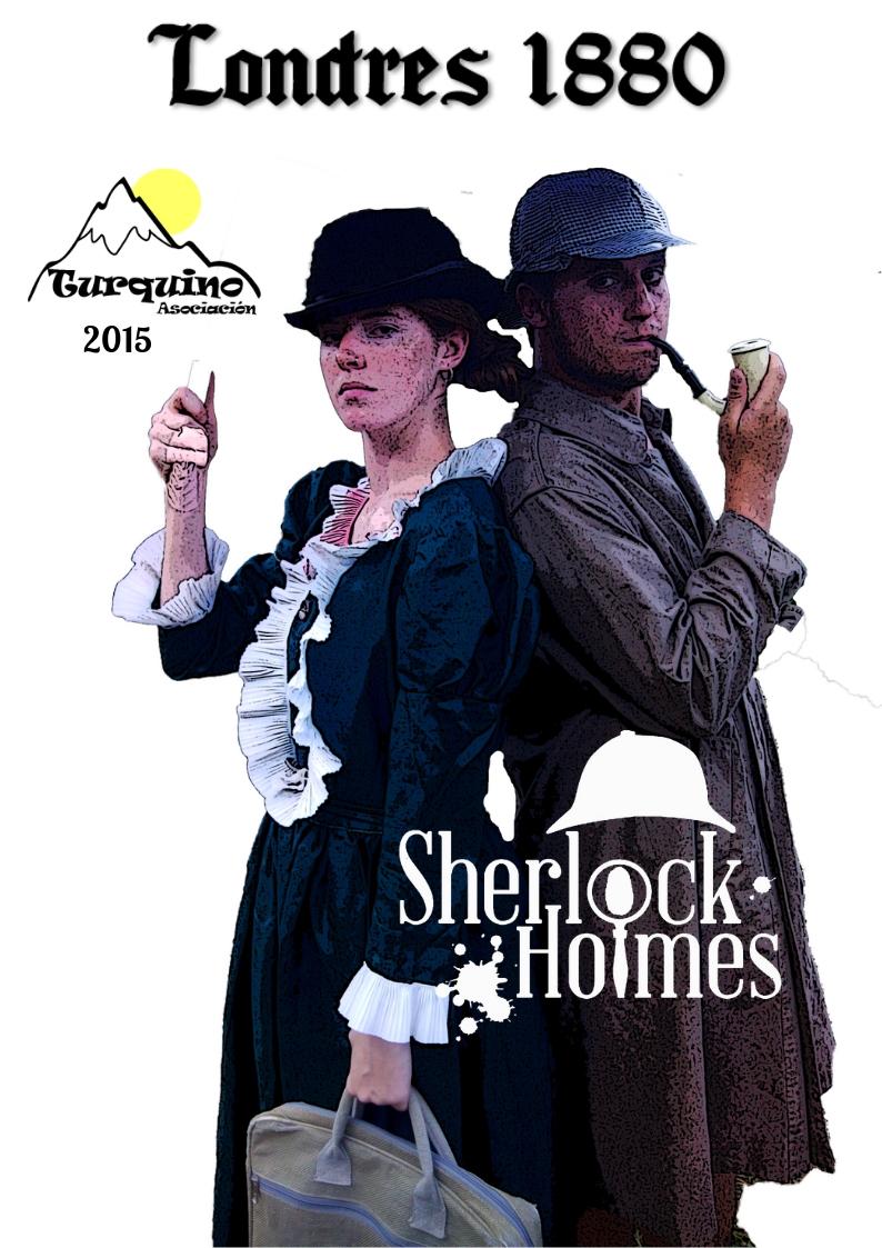 Sherlock y Watson - Campamento de Verano Turquino 2015