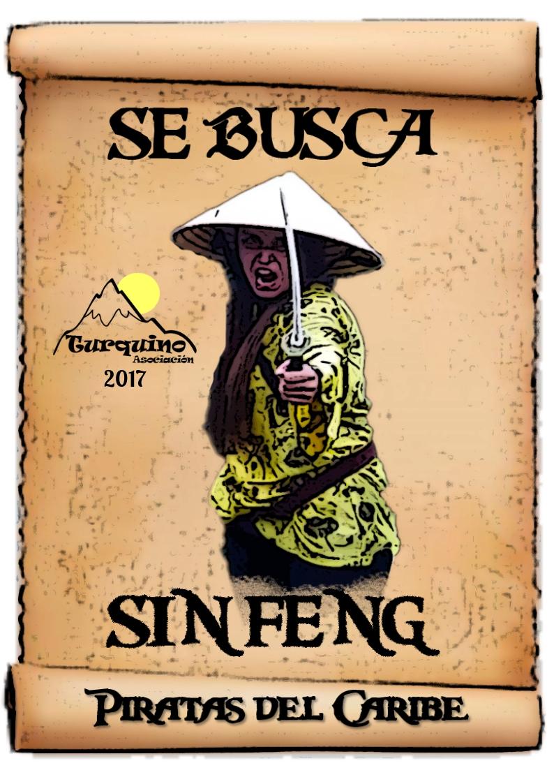 Sin Feng - Campamento de Verano Turquino 2017