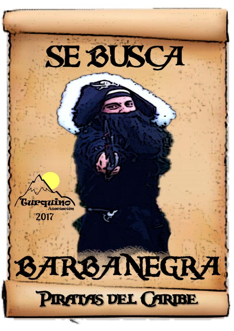 Capitán Barbanegra - Campamento de Verano Turquino 2017