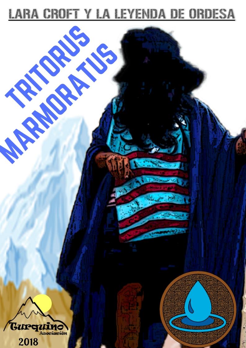 Tritorus Marmoratus - Campamento de Verano Turquino 2018