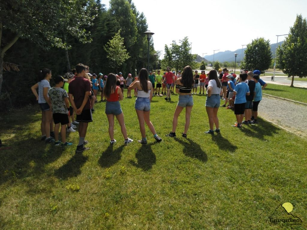 Campamento Turquino 2019