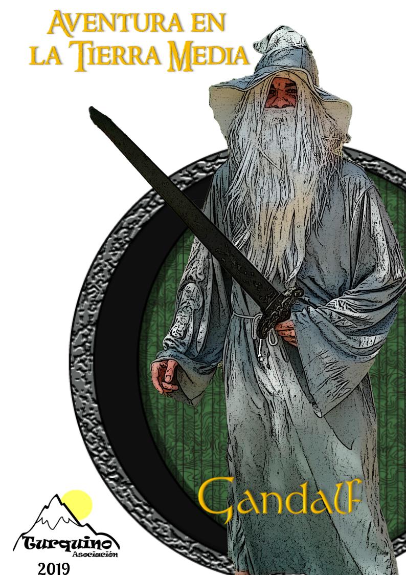 Gandalf - Campamento de Verano Turquino 2019